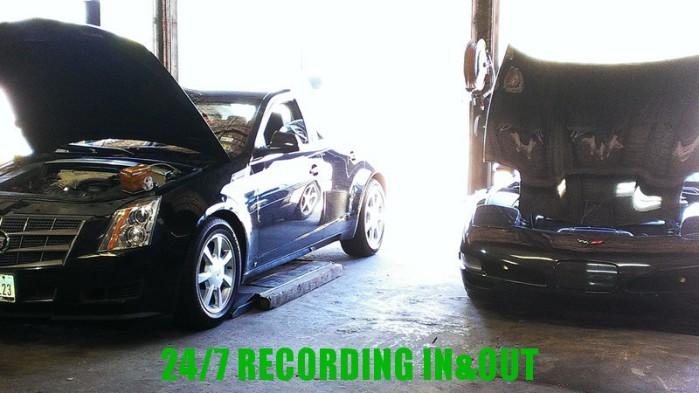 24/7 recording