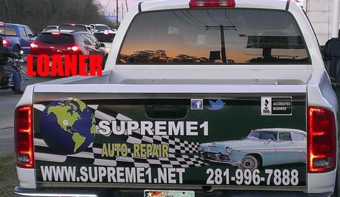Supreme 1 auto repair